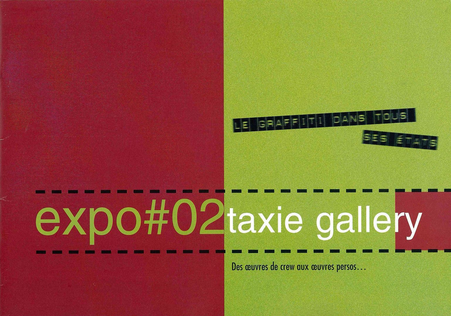 expo#02 taxie gallery